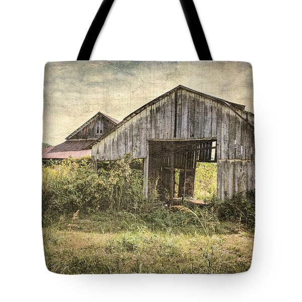 See Thru Barn  Tote Bag