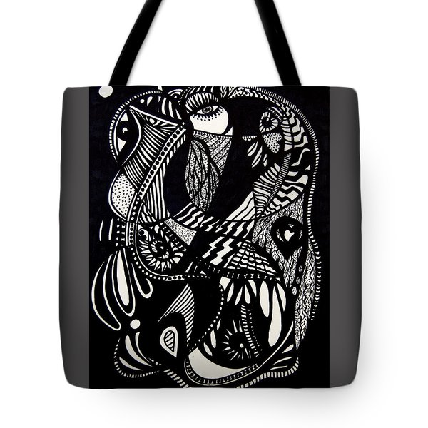 See What You Will -01 Tote Bag