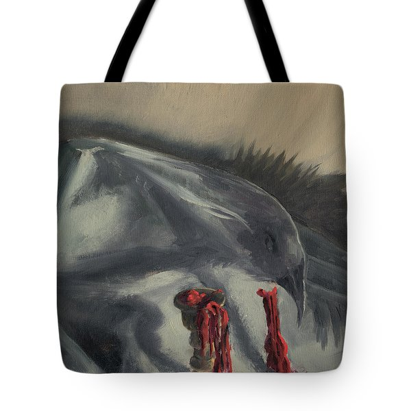See You In The Shadows Tote Bag