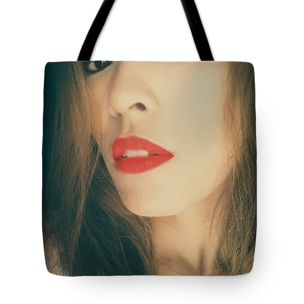 See You Through Tote Bag by Ester  Rogers