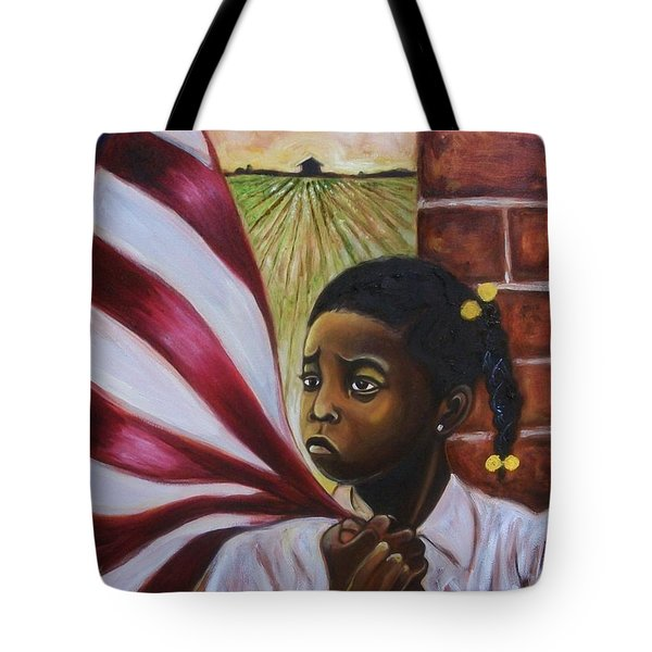 See Yourself Tote Bag by Emery Franklin