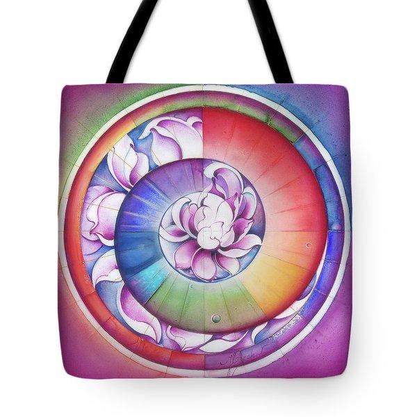 Seed Of Life - Mandala Of Divine Creation Tote Bag