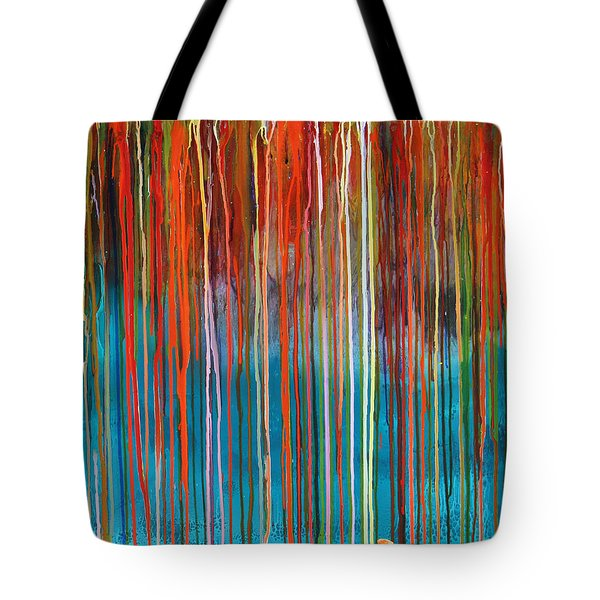 Seed Tote Bag by Ralph White