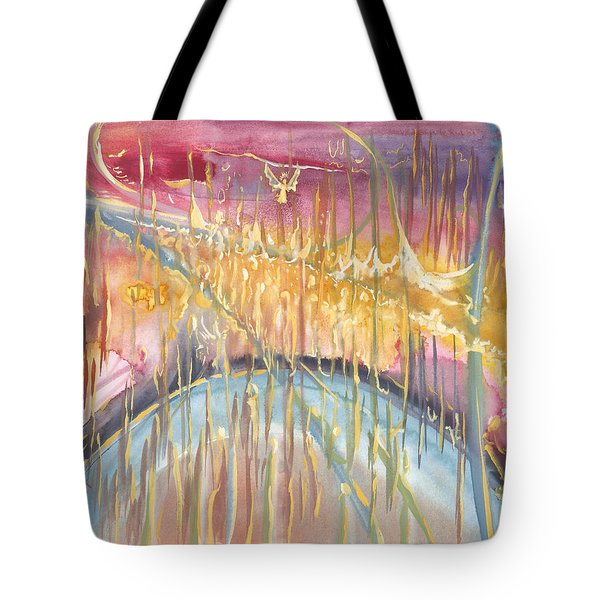 Seeds Of An Angel Tote Bag