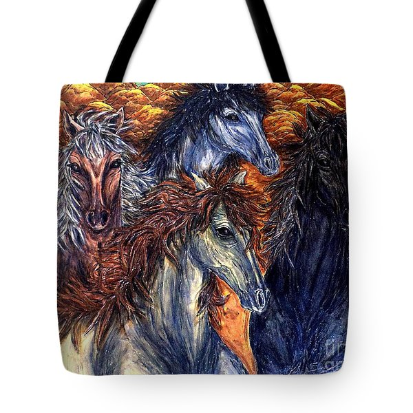 Seeds Of Independence Tote Bag