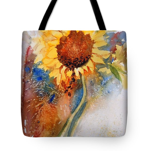 Seeds Of The Sun Tote Bag