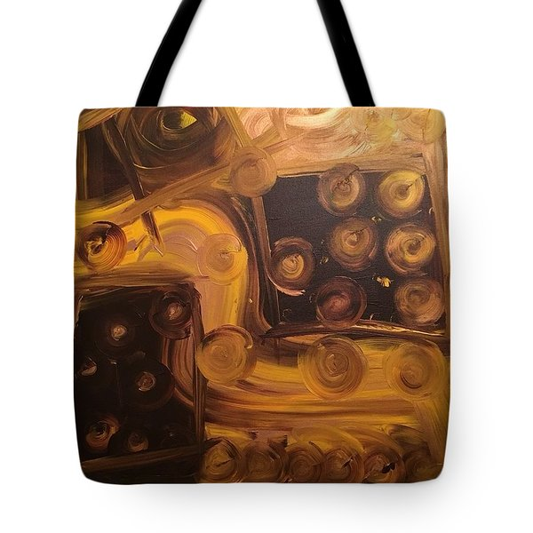 Seeing Into Space Tote Bag