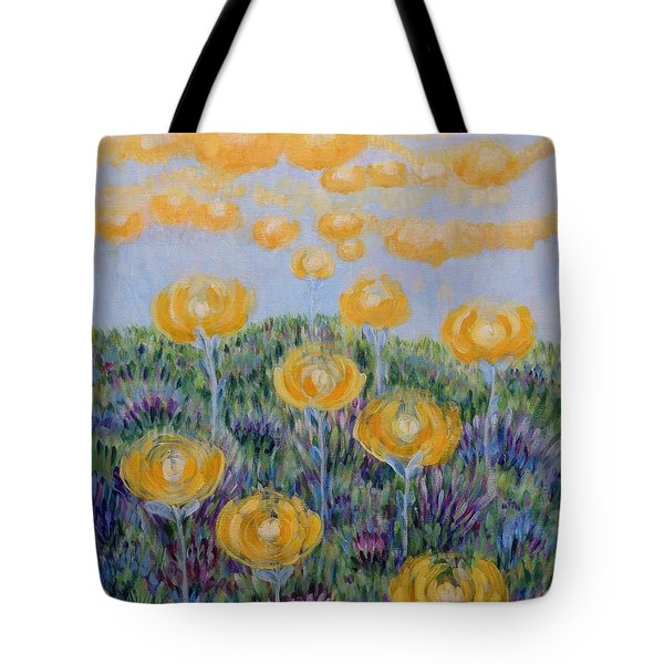 Seeing Through Tote Bag