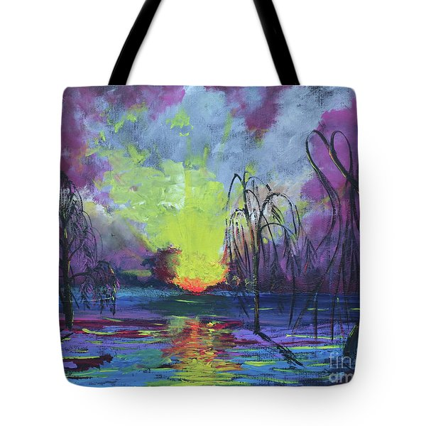 Seeing Through The Truth Tote Bag