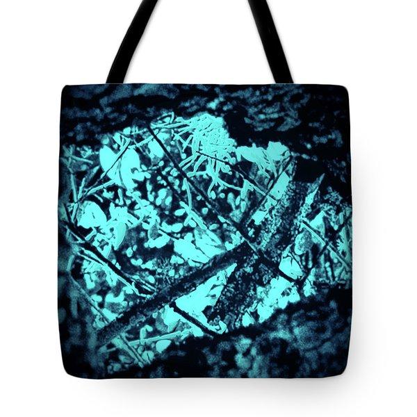 Seeing Through Trees Tote Bag