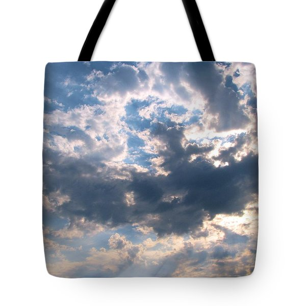 Seek Beauty Tote Bag