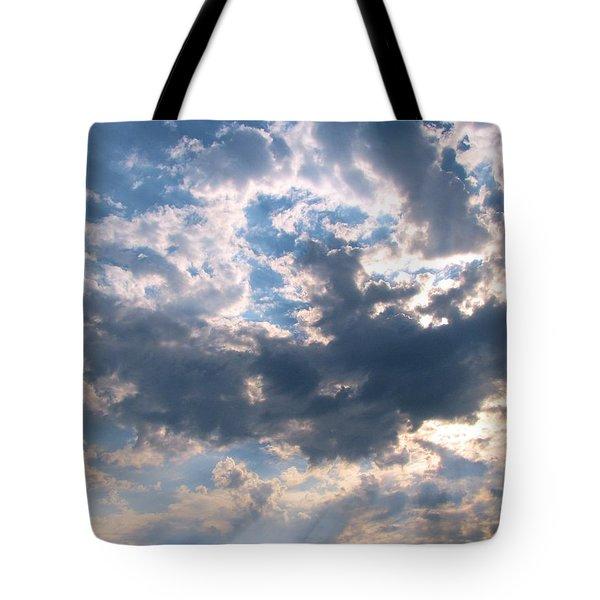 Seek Beauty Tote Bag