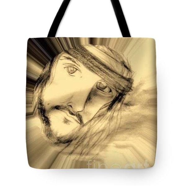 Seek Him Tote Bag