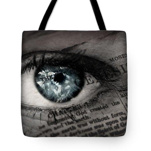 Seek The Truth Tote Bag