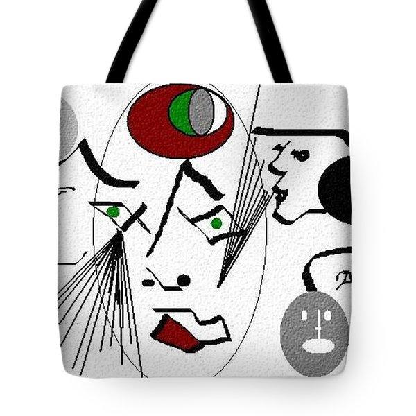 Seekers Phantom Tote Bag