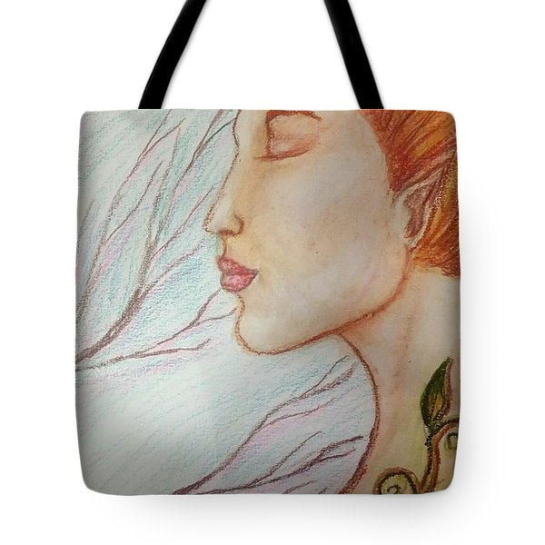 Seeking Ceris Tote Bag