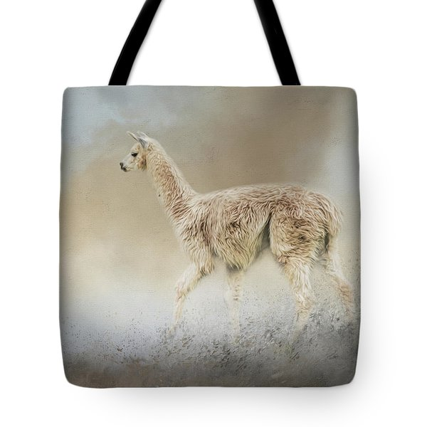 Seeking Tote Bag by Jai Johnson