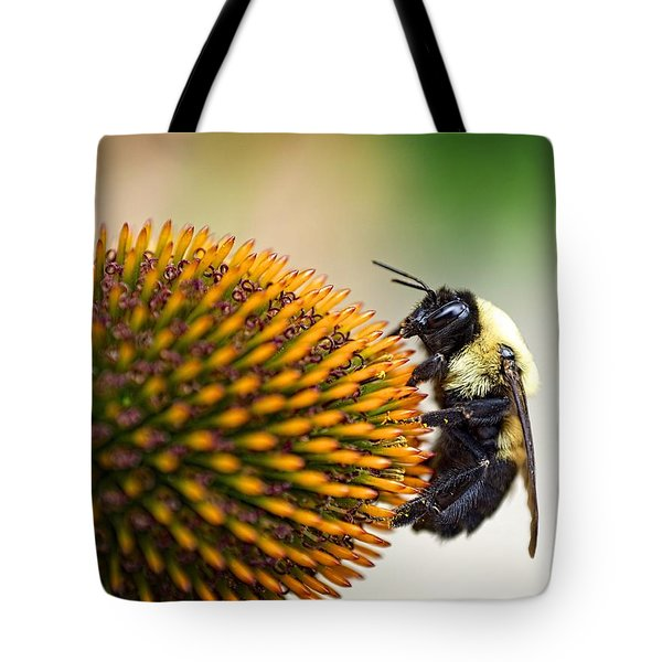Seeking Nectar Tote Bag