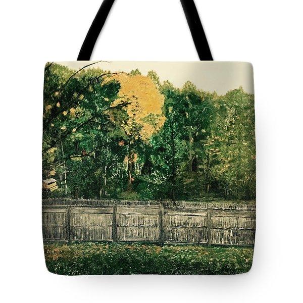 Seekonk Farm Tote Bag
