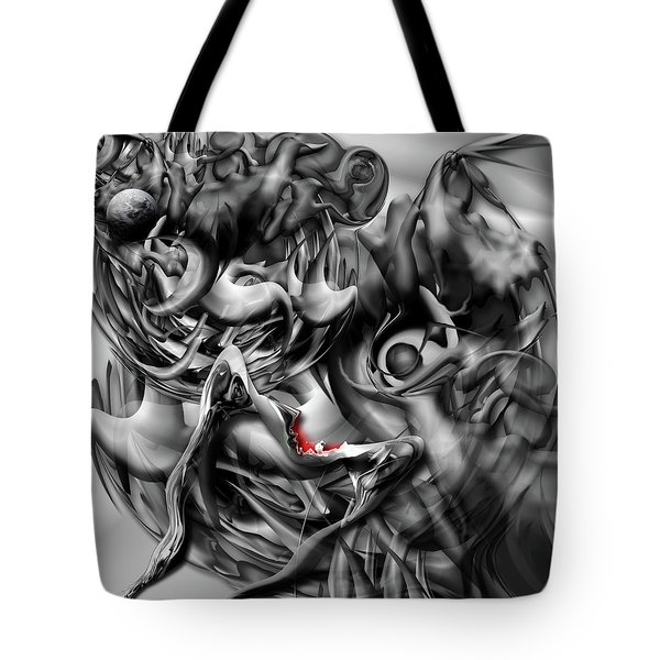 Overture For The Dean Tote Bag
