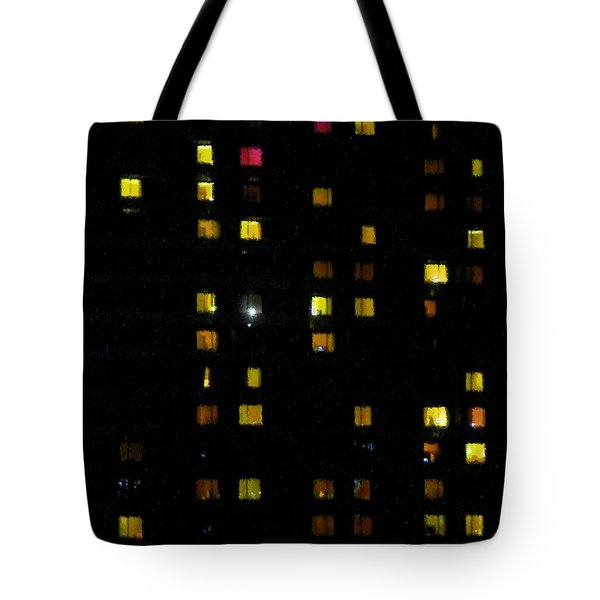 Seen And Unseen Tote Bag