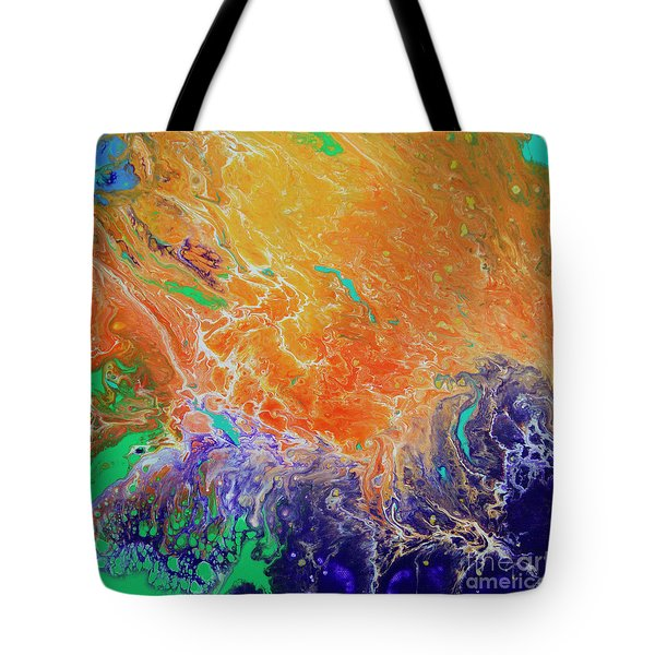 Deep Space Impressions 1 Tote Bag