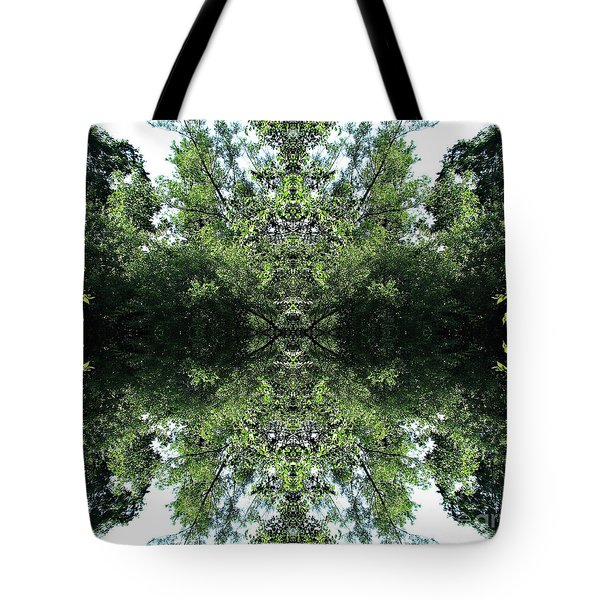 Sees All Tote Bag