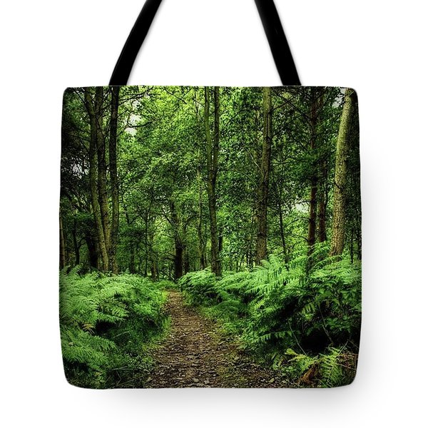 Seeswood, Nuneaton Tote Bag by John Edwards