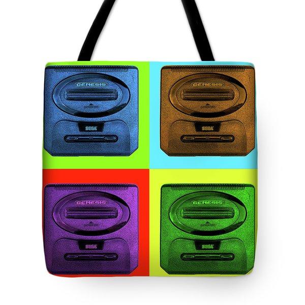 Sega Genesis Tote Bag