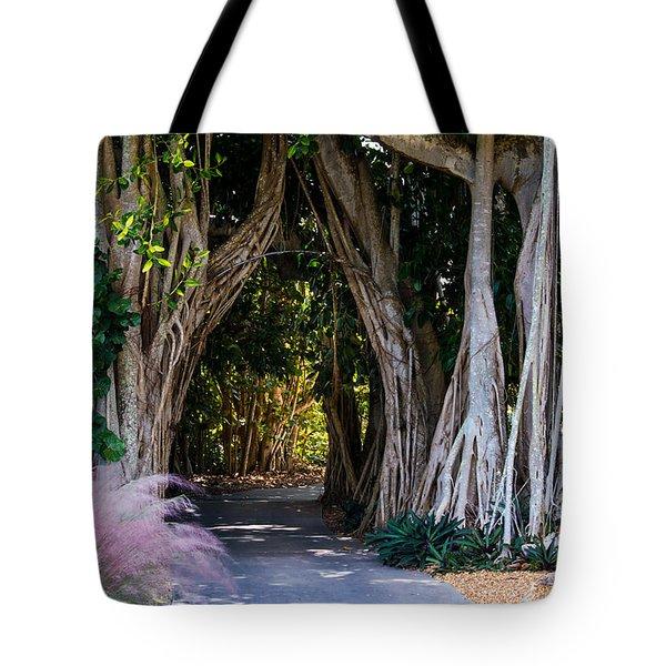 Selby Secret Garden 2 Tote Bag