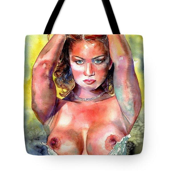 Selena Tote Bag
