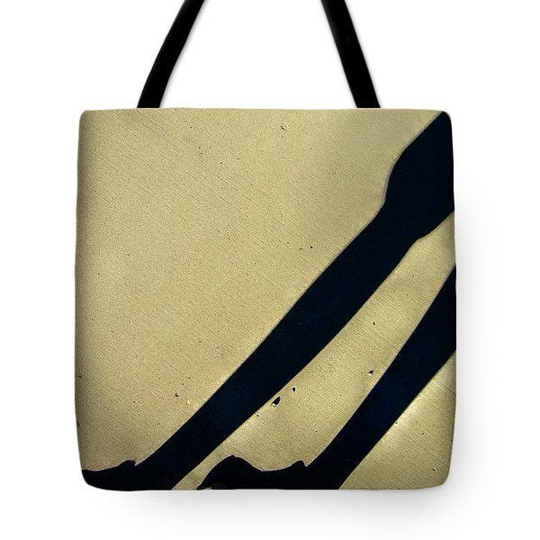 Tote Bag featuring the photograph Self-deception by Lenore Senior
