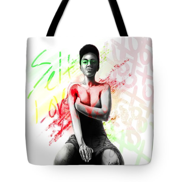 Self Love Xoxo Tote Bag