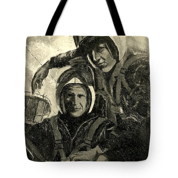 Self-portrait 1975 Tote Bag
