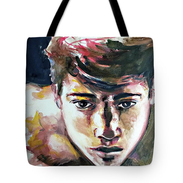 Self Portrait 2016 Tote Bag