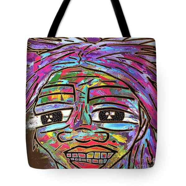 Self Portrait 2018 Tote Bag