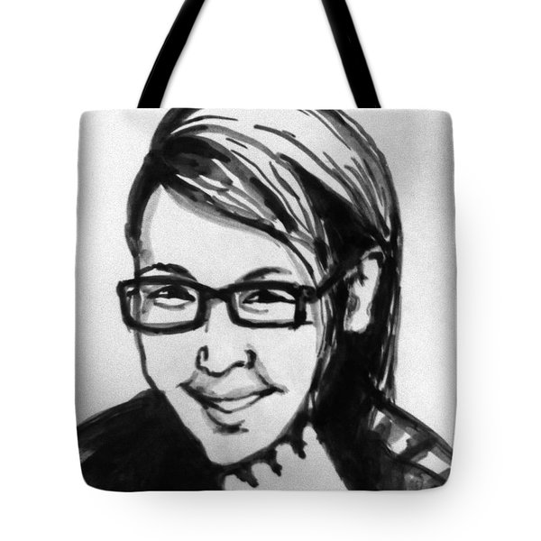 Self Portrait 82215 Tote Bag