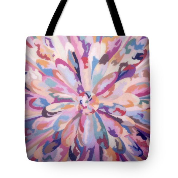 Self Portrait A Joyful Noise Tote Bag