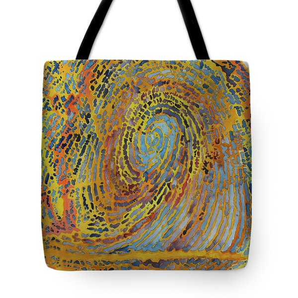 Self Portrait R1 Tote Bag