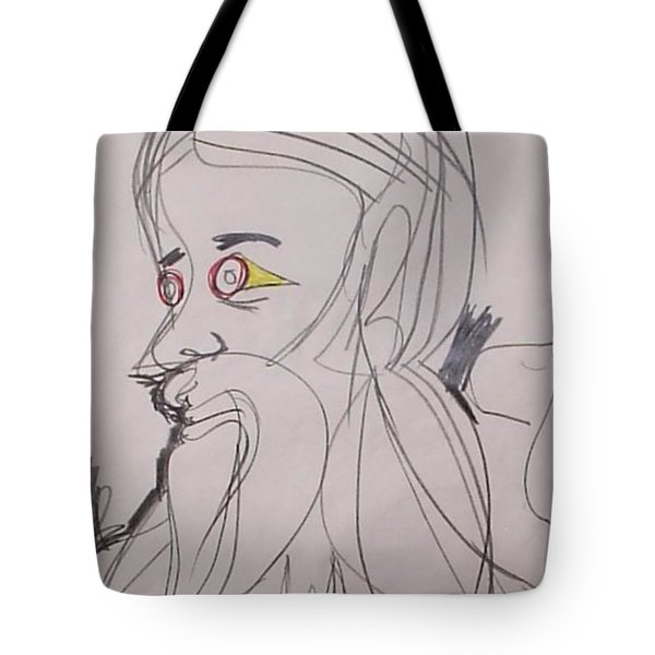 Self-portrait Tote Bag