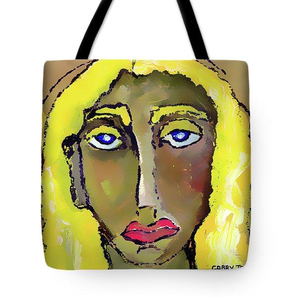 Self Potrait Tote Bag