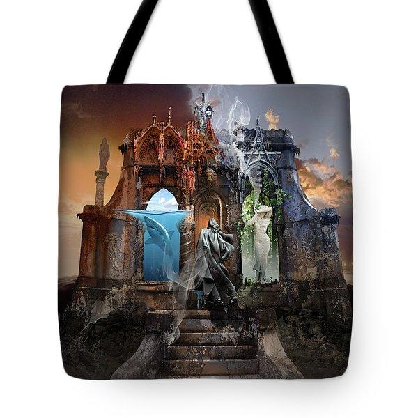 Self Reincarnation  Tote Bag