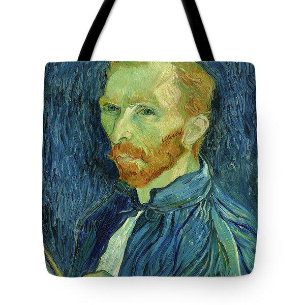 Self-portrait Vincent Van Gogh Tote Bag