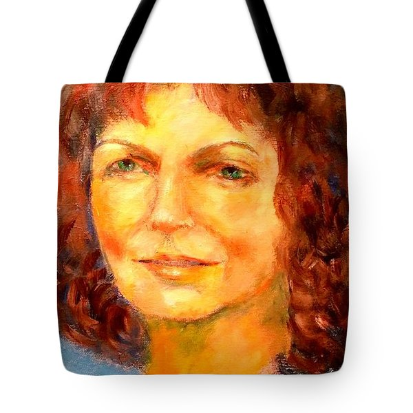 Selfportrait 2018 Tote Bag