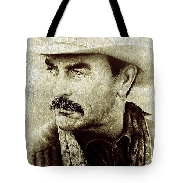 Selleck  Tote Bag