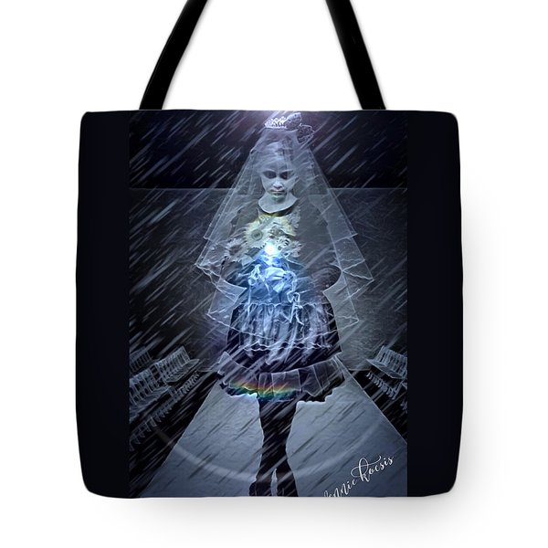 Selling Children Tote Bag by Vennie Kocsis