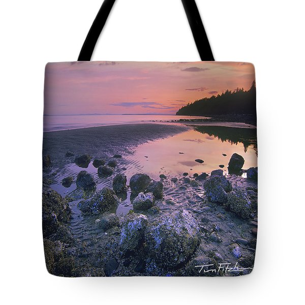 Semiahmoo Bay Tote Bag