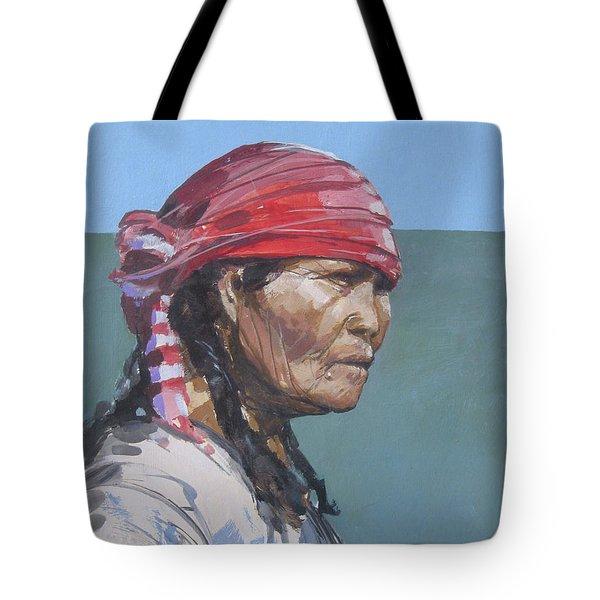 Seminole 1987 Tote Bag