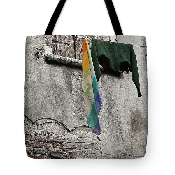 Semplicita - Venice Tote Bag by Tom Cameron