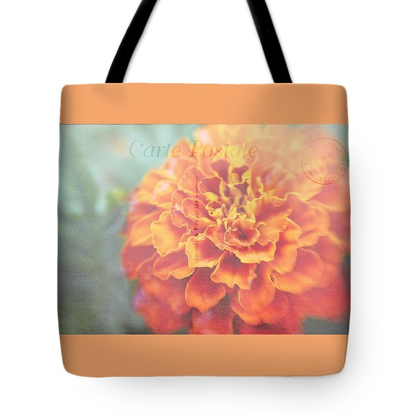Tote Bag featuring the photograph Send With Love by Diane Alexander
